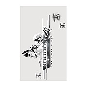 Star Wars Episode VII The Force Awakens Stormtrooper Wall Decal