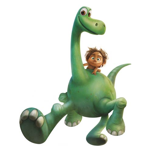 Arlo The Good Dinosaur Peel and Stick Giant Wall Decals