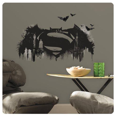 Batman v Superman: DoJ Logo Giant Wall Graphic