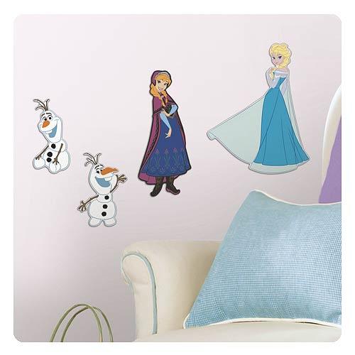 Disney Frozen Foam Characters