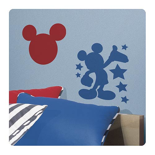 Mickey Mouse and Friends Mickey Mouse Large Stencils