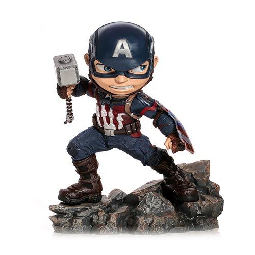 Avengers: Endgame Captain America Mini Co. Vinyl Figure