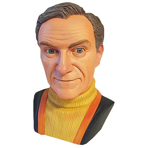 Lost in Space Dr. Zachary Smith 3/4-Scale Bust