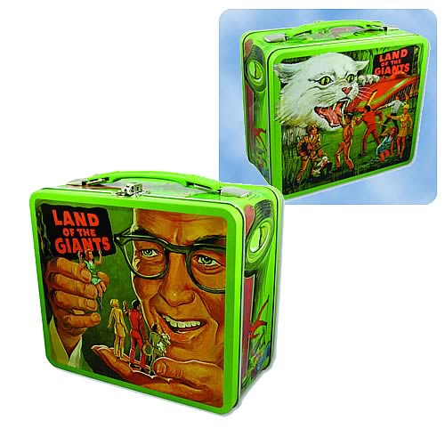 Land of the Giants Lunch Box