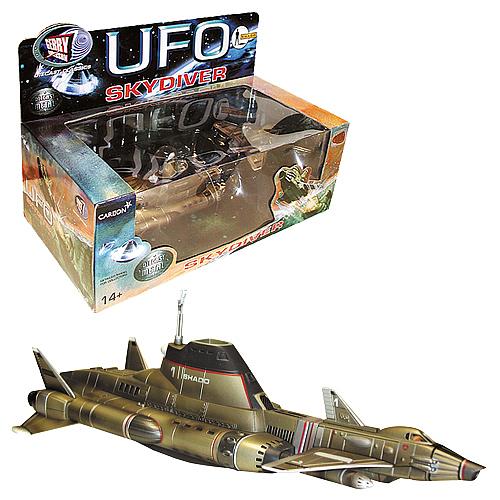 UFO Skydiver Replica