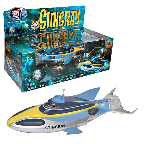 Stingray Vehicle