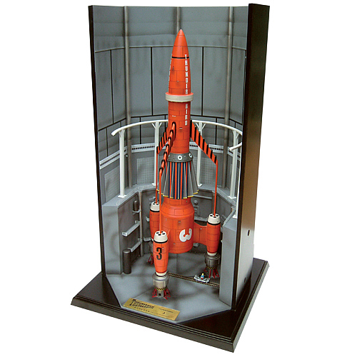 Thunderbirds Thunderbird 3 Replica Vehicle Statue Sculpture