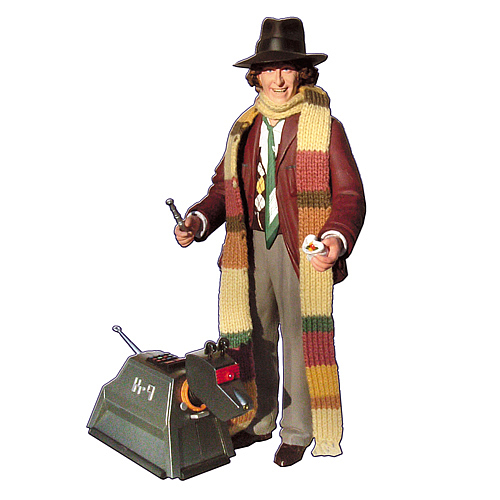 Doctor Who Dr. Who 7-Inch Talking Figure with K9