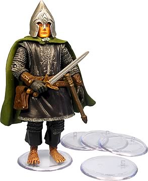 Lord of The Rings Figure Stands 5-Pack