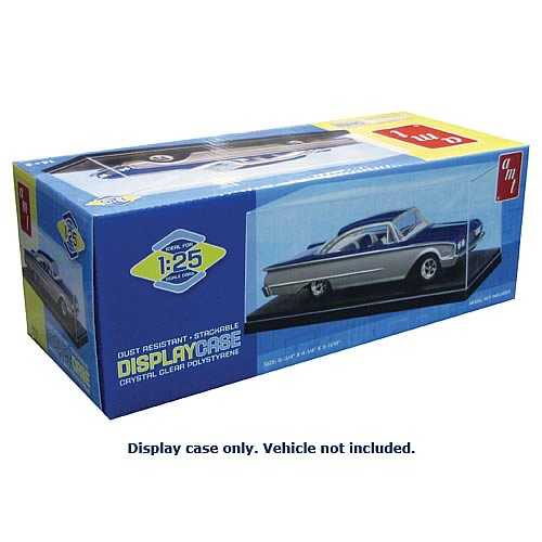 AMT 1:25 Scale Model Car Display Case