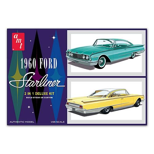 Ford 1960 Starliner Model Kit