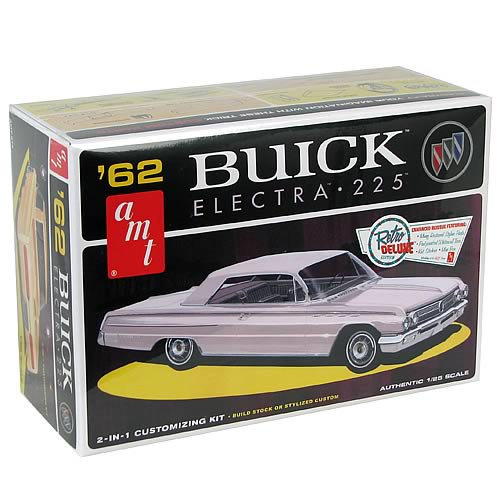 AMT 1962 Buick Electra Model Kit