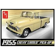 Chevy 1955 Cameo Model Kit