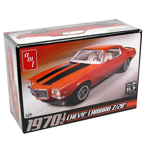 Chevy Camaro 1970 Z28 Model Kit