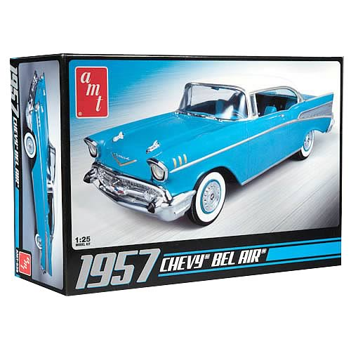 Chevy 1957 Bel Air Model Kit