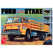 AMT Ford Stake Bed Model Kit