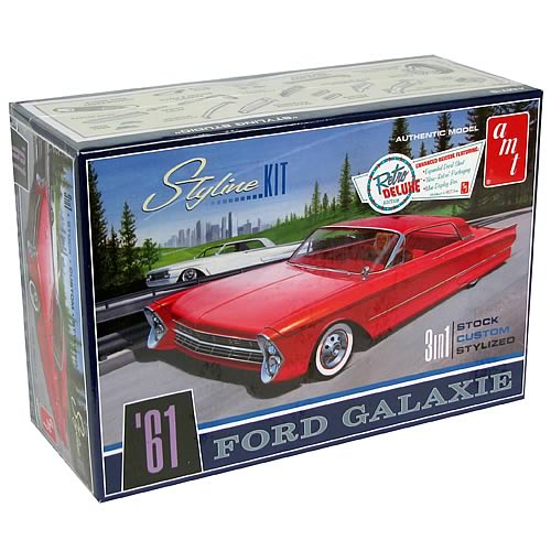 AMT 1961 Ford Styline Model Kit