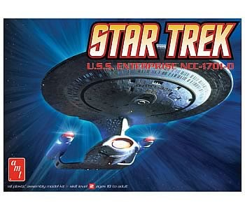 Star Trek Enterprise 1701-D 1:2500 Model Kit