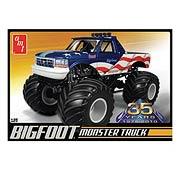 Bigfoot Ford Monster Truck Model Kit