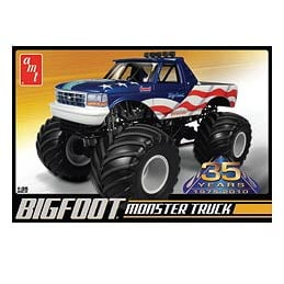 Bigfoot Ford Monster Truck Model Kit