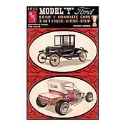 Ford 1925 Tall T Model Kit