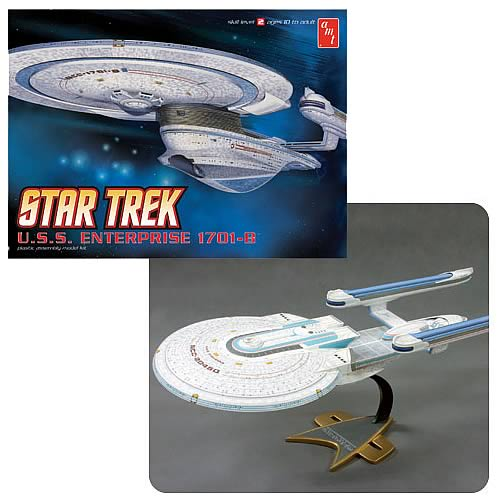 Star Trek USS Enterprise 1701-B Model Kit