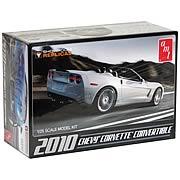 Corvette 2010 Convertible Model Kit