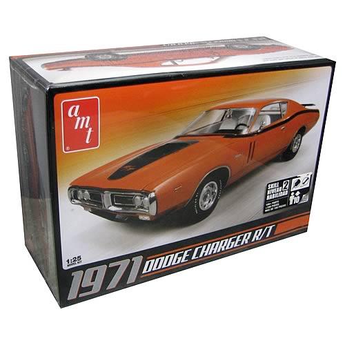 Dodge Charger 1971 Model Kit