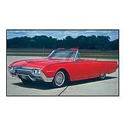 Ford Thunderbird 1962 Model Kit