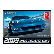 Corvette Coupe 2009 Glue Model Kit