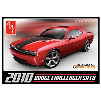 Dodge Challenger 2010 SRT8 Model Kit