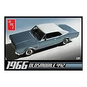 Oldsmobile 442 1966 Model Kit
