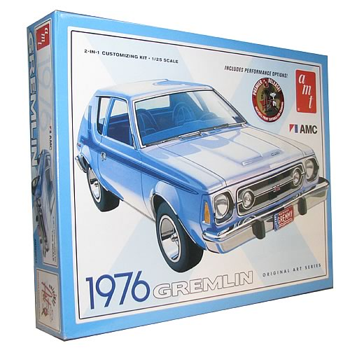 1976 AMC Gremlin X 1:25 Scale Model Kit