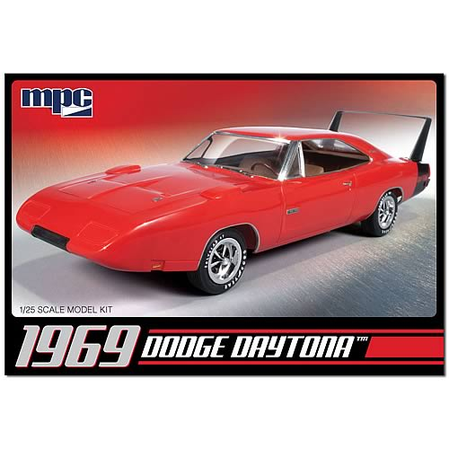 Dodge 1969 Daytona Model Kit