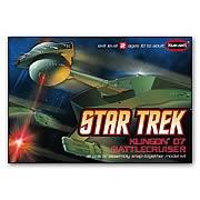 Star Trek Klingon D7 Battlecruiser 1:1000 Scale Model Kit
