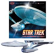 Star Trek USS Enterprise NCC-1701-A 1:350 Scale Model Kit
