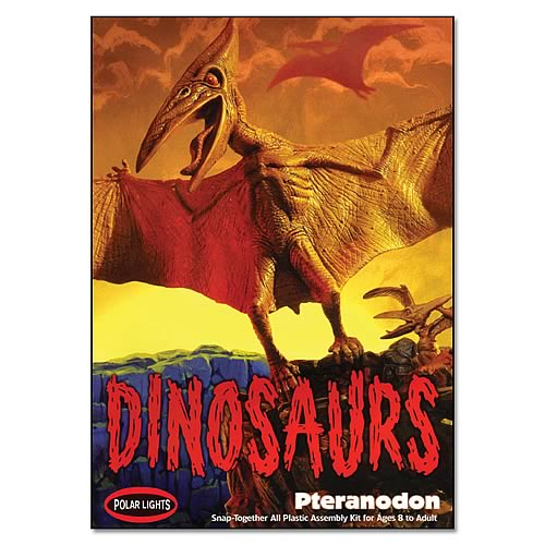 Pteranodon Model Kit