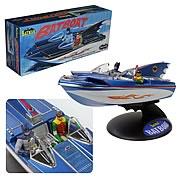 Batman 1966 TV Batboat Model Kit