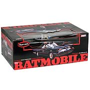 Batman 1966 TV Batmobile Snap-Fit Model Kit