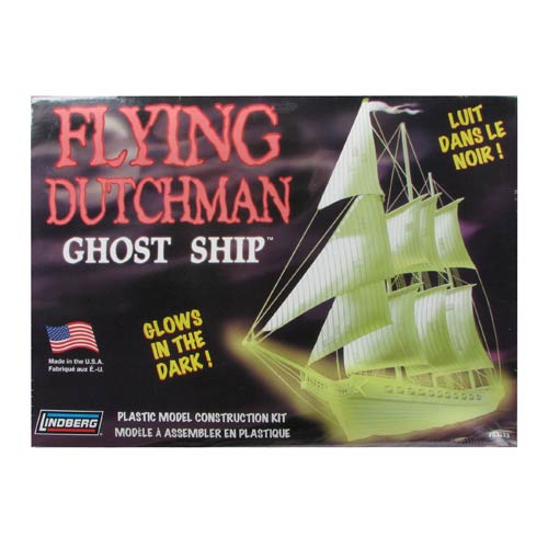 Flying Dutchman Glow-in-the-Dark Ghost Ship Model Kit
