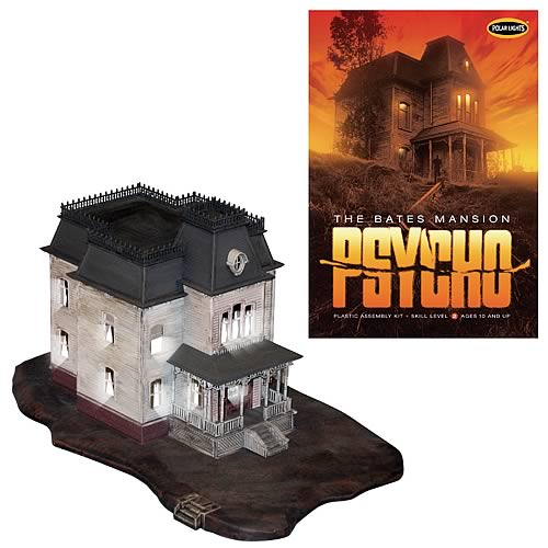 Psycho Bates Mansion Model Kit