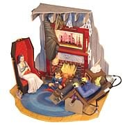 Munsters Living Room Polar Lights Model Kit