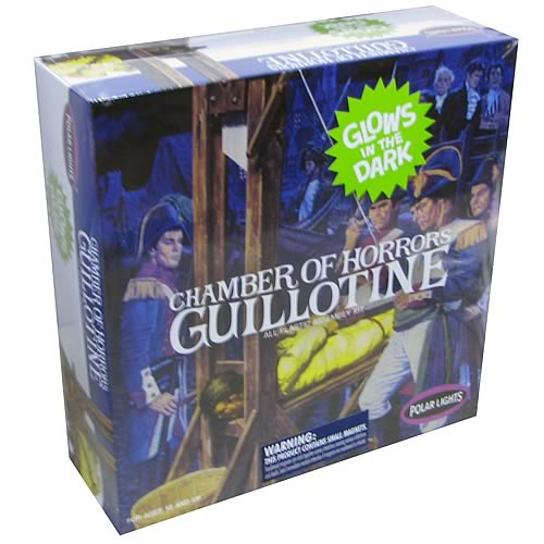 Chamber of Horrors Guillotine Model Kit