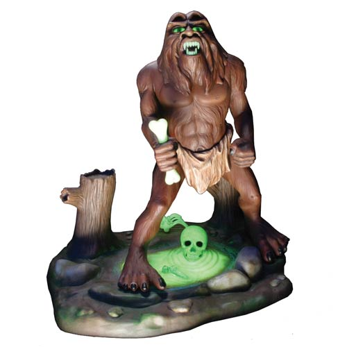 Bigfoot Glow-in-the-Dark 1:7 Scale Model Kit