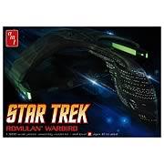 Star Trek Romulan Warbird 1:3200 Scale Model Kit