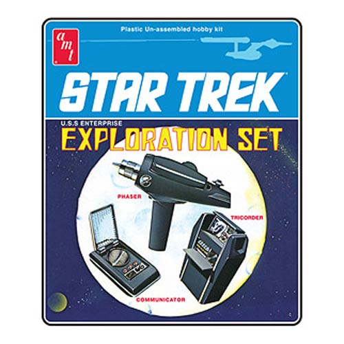 Star Trek Exploration Set 1:3 Scale Model Kit