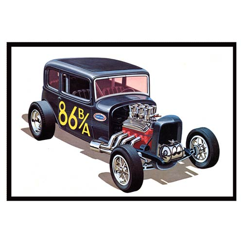This 1932 Ford Victoria Model Kit is just what you need to bring that automotive classic out of the past and into your collection. Better get yours now! Glue and paint required (Not Included). Skill level 2