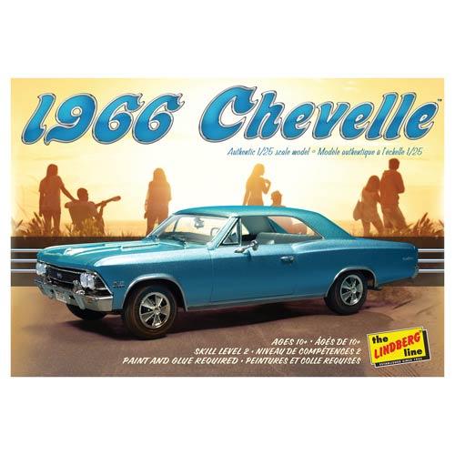 1966 Chevrolet Chevelle Model Kit