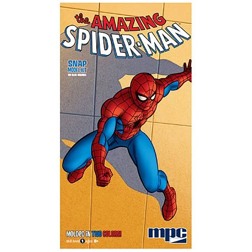 Spider-Man Snap Model Kit