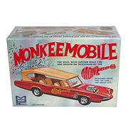 Monkees Monkeemobile TV Car Model Kit